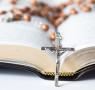 Cross-of-rosary-beads