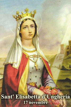 Sant Elisabetta d Ungheria