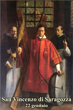 San Vincenzo di Saragozza